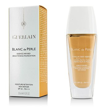 Guerlain Blanc De Perle Essence Infused Brightening Foundation SPF 25 - # 01 Beige Pale  30ml/1oz