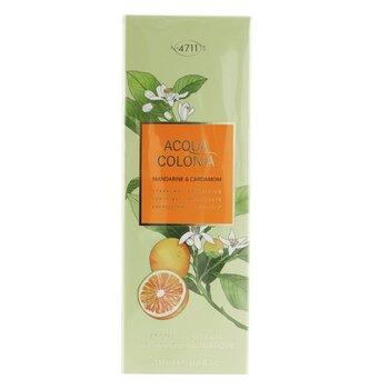 科隆之水 橘子&白荳蔻沐浴凝膠Acqua Colonia Mandarine & Cardamom Aroma Shower Gel  200ml/6.8oz