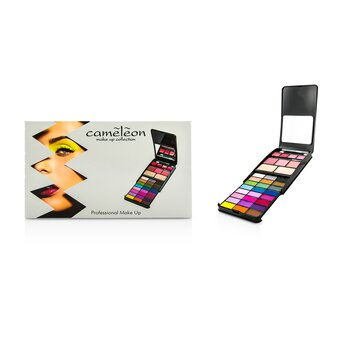 MakeUp Kit G2210A (24x Eyeshadow, 2x Compact Powder, 3x Blusher, 4x Lipgloss)  -
