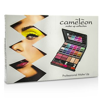 MakeUp Kit G2211 (36x EyeShadow, 4x Blusher, 3x Compact Powder, 6x Lipgloss)  -