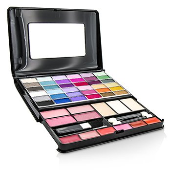 Cameleon MakeUp Kit G2211 (36x EyeShadow, 4x Blusher, 3x Compact Powder, 6x Lipgloss) - 1  -
