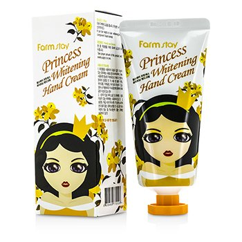 Farm Stay Princess Whitening Crema Manos  80g/2.66oz