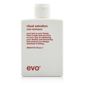 Ritual Salvation Care Shampoo (For Colour-Treated, Weak, Brittle Hair)  300ml/10.1oz