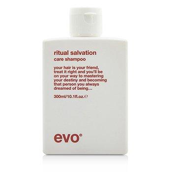 Ritual Salvation Care Shampoo (For Colour-Treated, Weak, Brittle Hair) 300ml/10.1oz