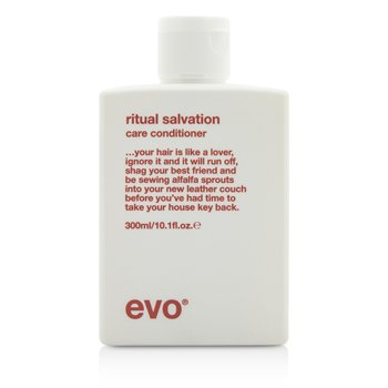Ritual Salvation Care Conditioner (For Colour-Treated, Weak, Brittle Hair)  300ml/10.1oz