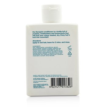 The Therapist Calming Conditioner (For Dry, Frizzy, Colour-Treated Hair) 300ml/10.1oz
