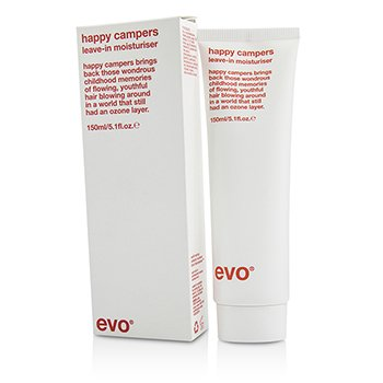 Happy Campers Leave-In Moisturiser (For Colour-Treated, Weak, Brittle Hair)  150ml/5.1oz