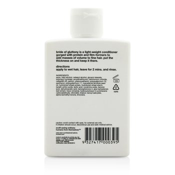 Bride of Gluttony Volume Conditioner (For All Hair Types, Especially Fine Hair) 300ml/10.1oz