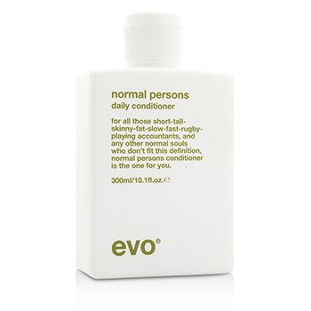 Normal Persons Daily Conditioner (For All Hair Types, Especially Normal to Oily Hair)  300ml/10.1oz