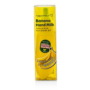 Magic Food Banana Lapte pentru Mâini 45ml/1.52oz