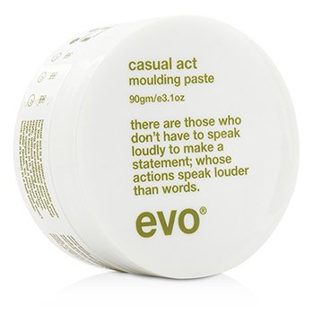 Casual Act Moulding Paste (For All Hair Types, Especially Fine Hair)  90g/3.1oz