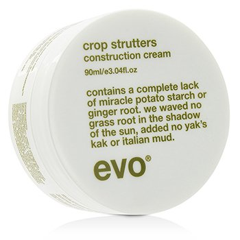 Crop Strutters Construction Cream (For All Hair Types) 90g/3.1oz