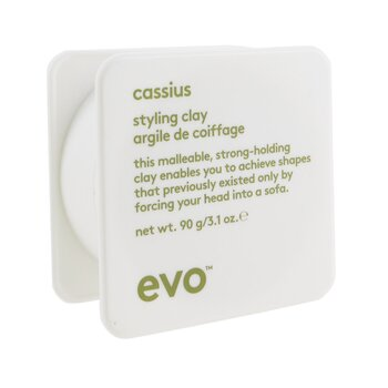 Cassius Styling Clay  90g/3.1oz