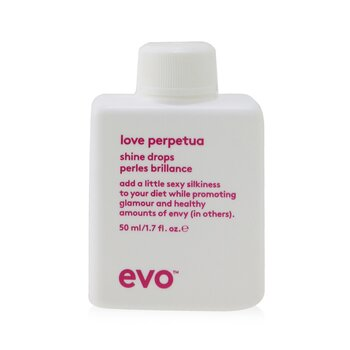 Love Perpetua Shine Drops (For Thick, Coarse Hair)  50ml/1.7oz