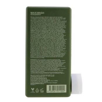 Maxi.Wash (Detox Shampoo - For Coloured Hair)  250ml/8.4oz