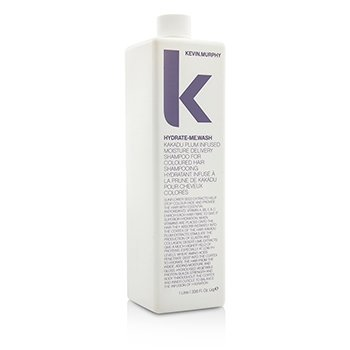 Hydrate-Me.Wash (Kakadu Plum Infused Moisture Delivery Shampoo - For Coloured Hair) 1000ml/33.6oz
