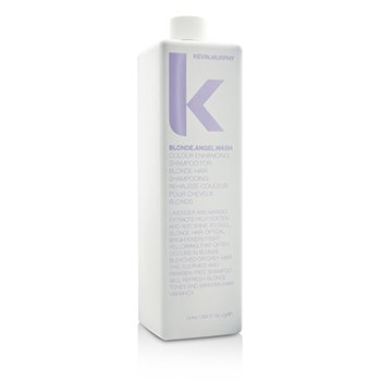 Blonde.Angel.Wash (Colour Enhancing Shampoo - For Blonde Hair) 1000ml/33.6oz