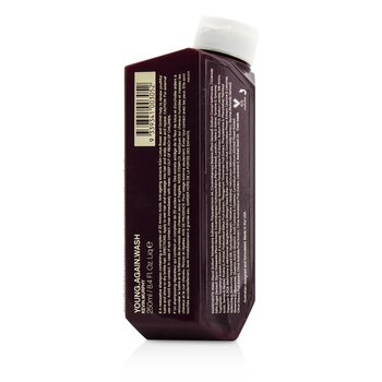 Young.Again.Wash (Immortelle and Baobab Infused Restorative Softening Shampoo - To Dry Brittle Hair)  250ml/8.4oz