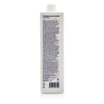 Young.Again.Rinse (Immortelle and Baobab Infused Restorative Softening Conditioner - To Dry, Brittle or Damaged Hair)  1000ml/33.6oz