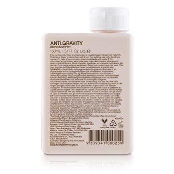 Anti.Gravity Oil Free Volumiser (for større, tykkere hår)  150ml/5.1oz