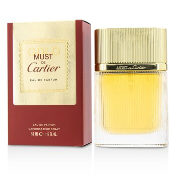 Cartier Must De Cartier Gold Eau De Parfum Spray 50ml16oz F