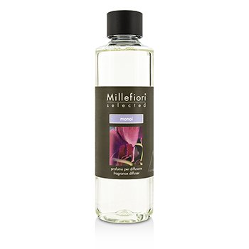Millefiori Selected Fragrance Diffuser Refill - Monoi  250ml/8.45oz