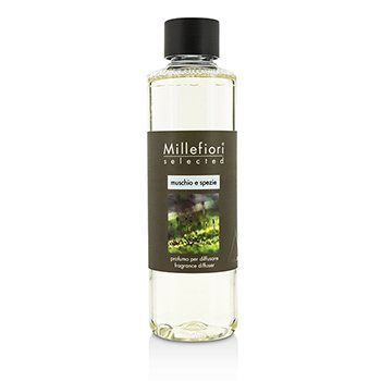 Selected Fragrance Diffuser Refill - Muschio E Spezie 250ml/8.45oz