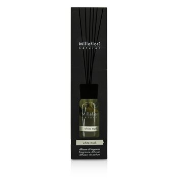 Millefiori Natural Fragrance Diffuser - White Musk  250ml/8.45oz