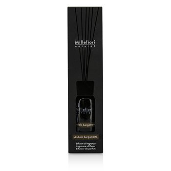 Natural Fragrance Diffuser - Sandalo Bergamotto - דיפוזר ניחוח טבעי  250ml/8.45oz