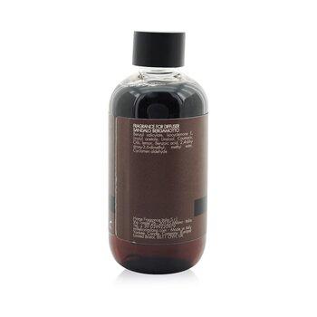 Natural Fragrance Diffuser Refill - Sandalo Bergamotto 250ml/8.45oz