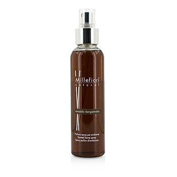 Natural Scented Home Spray - Sandalo Bergamotto 150ml/5oz