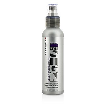 Goldwell Style Sign Straight Sleek Perfection Suero Termal Spray (Producto de Salón)
