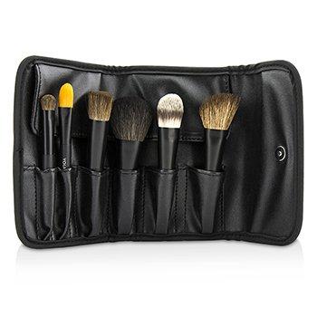 Professional Mini 6pc Brush Set 6pcs