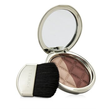 By Terry Terrybly Densiliss Duo Contorno y Color Mejillas en Polvo - # 400 Rosy Shape  6g/0.21oz