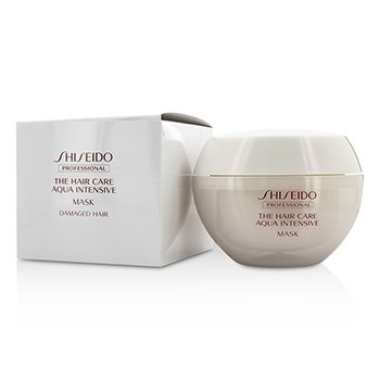 Shiseido The Hair Care Aqua Intensive Mask (Damaged Hair)  200g/6.7oz