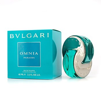 Bvlgari Omnia Paraiba Eau De Toilette Spray  65ml/2.2oz