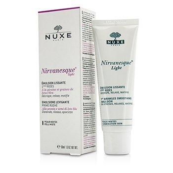อิมัลชั่น Nirvanesque 1st Wrinkles Light Smoothing Emulsion (สำหรับผิวผสม)  50ml/1.5oz