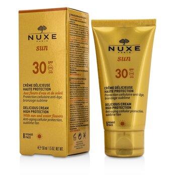 Sun Delicious krema High Protection For Face SPF 30  50ml/1.5oz