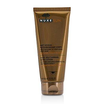 Nuxe Sun Silky Self-Tanning Body Lotion  100ml/3.3oz