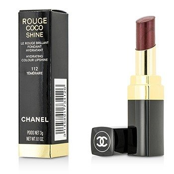 Chanel Rouge Coco Shine Hydrating Colour Lipshine - # 112 Temeraire 173412  3g/0.1oz