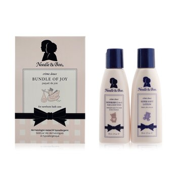 Bundle Of Joy Set: Newborn 2-in-1 Hair & Body Wash 59ml/2oz + Super Soft Lotion 59ml/2oz  2pcs