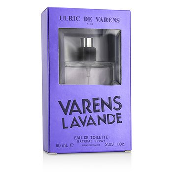 Ulric De Varens Varens Lavande Eau De Toilette Spray  60ml/2oz