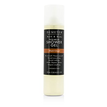 Demeter Black Ginger Gel de Duș  250ml/8.4oz