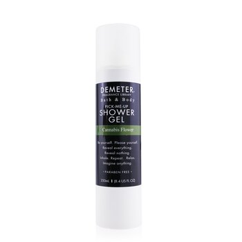 Cannabis Flower Shower Gel  250ml/8.4oz