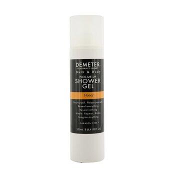 Honey Shower Gel  250ml/8.4oz