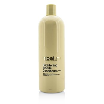 标签M  Brightening Blonde Conditioner (Infuses Moisture and Nurtures, Brightens Colour For Glistening Blonde Tones)  1000ml/33.8oz