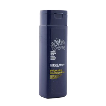 Men's Invigorating Conditioner (Restores Moisture and Vitality, Tones and Balances Scalp, Healthy Shiny Results)  250ml/8.4oz