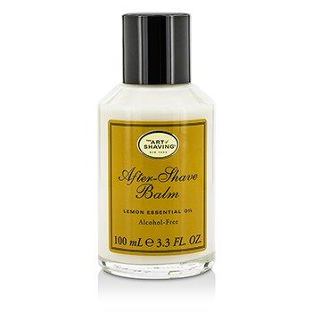 After Shave Balm - Lemon Essential Oil (Unboxed)  100ml/3.3oz