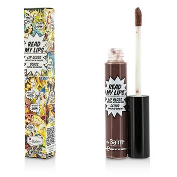 Read My Lips (Lip Gloss Infused With Ginseng)  6.5ml/0.219oz
