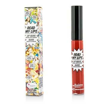 Read My Lips (Lip Gloss Infused With Ginseng)  6ml/0.219oz